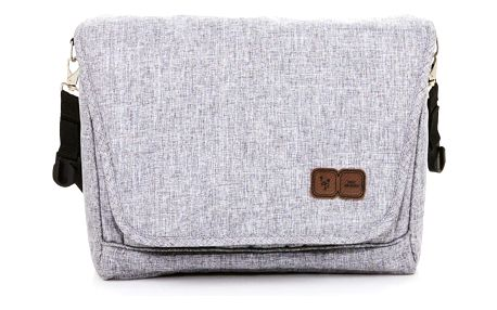 ABC DESIGN Přebalovací taška Fashion – graphite grey 2018
