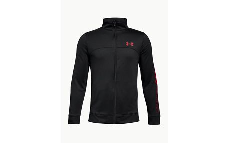 Mikina Under Armour Pennant Warm-Up Jacket Černá