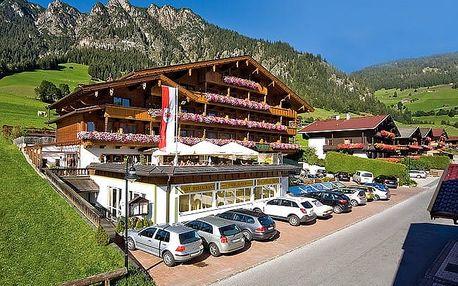 Rakousko - Alpbachtal / Wildschönau na 5 až 7 dní, polopenze s dopravou vlastní
