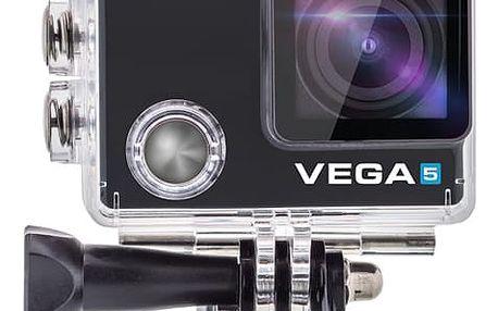 Outdoorová kamera Niceboy VEGA5 černá + dárek (Vega-5)