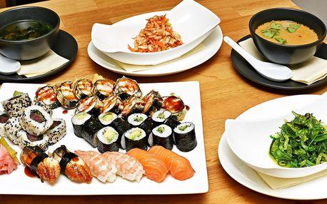 Moderní japonské degustační menu pro 2