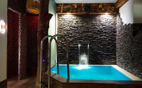 Hotel Styl na Vysočině s polopenzí a wellness bez omezení