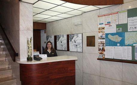 Madeira - Funchal na 8 dní, snídaně s dopravou letecky z Prahy