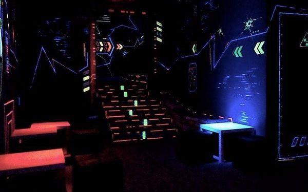 Laser Arena Brno