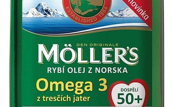 MÖLLERS Omega 3 50+ 250 ml