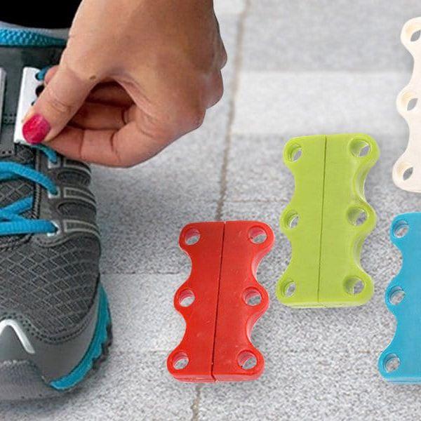 Magnetické tkaničky do bot v pěti barvách
