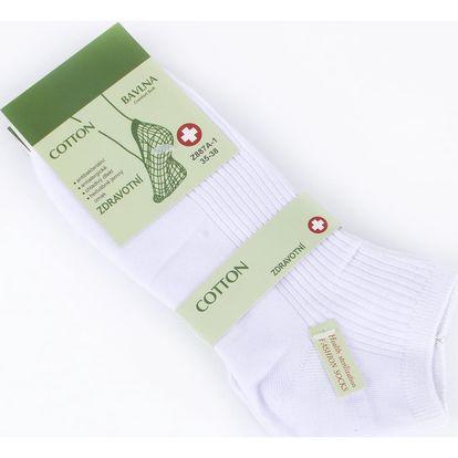 N-Feel Dámské ponožky zdravotní bavlna 3 ks