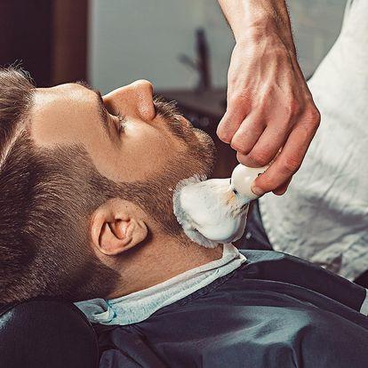 Barber shop N°1: balíčky péče pro gentlemana
