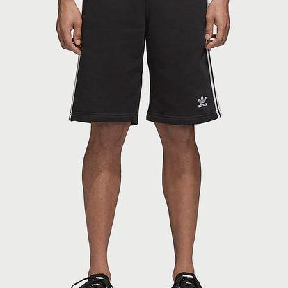 Kraťasy adidas Originals 3-Stripes Short Černá