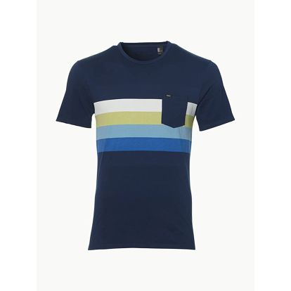 Tričko O´Neill Lm Horizon T-Shirt Modrá