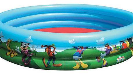 Bestway Mickey 35502 Nafukovací bazén 122 x 25 cm
