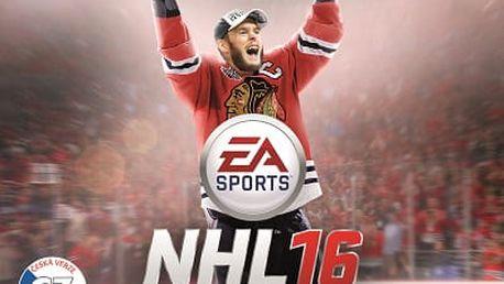 Hra EA PlayStation 4 NHL 16 (EAP454511)