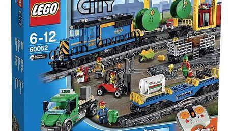 LEGO® CITY® 60052 Nákladní vlak