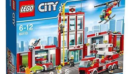 LEGO® CITY® 60110 Fire Hasičská stanice