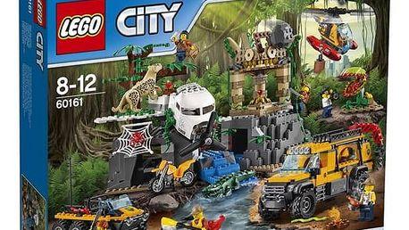 LEGO® CITY® Jungle Explorers 60161 Průzkum oblasti v džungli