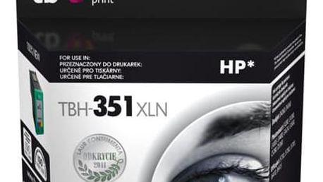 Inkoustová náplň TB HP CN684EE (No.364) Bk - kompatibilní černá (kompatibilní) (TBH-364XLBR)