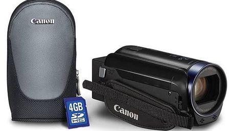 Canon LEGRIA HF R706 Essential kit černá