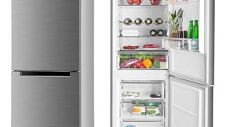 Chladnička s mrazničkou ETA 236490010 nerez + DOPRAVA ZDARMA