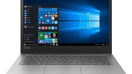 Notebook Lenovo 120S-14IAP (81A500BVCK) šedý Software F-Secure SAFE, 3 zařízení / 6 měsíců + Monitorovací software Pinya Guard - licence na 6 měsíců v hodnotě 1 178 Kč + DOPRAVA ZDARMA