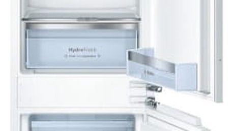 Kombinace chladničky s mrazničkou Bosch KIS86AF30 bílá