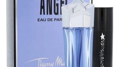 Thierry Mugler Angel dárková kazeta pro ženy parfémovaná voda 100 ml + parfémovaná voda 7,5 ml