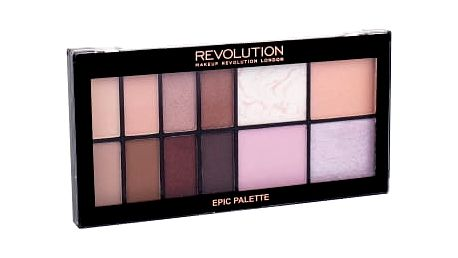 Makeup Revolution London Epic Day Palette 20,5 g oční stín pro ženy