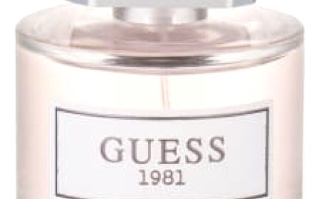 Guess Guess 1981 - EDT 50 ml
