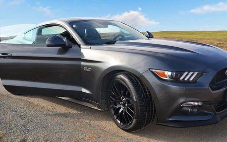 Jízda snů: Ford Mustang 2017 GT 5.0 až na 24 h