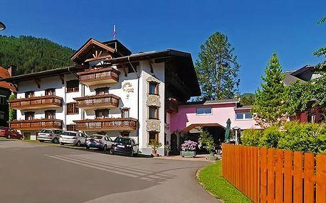 4–8denní wellness pobyt pro 2 s polopenzí v hotelu Margarethenbad**** v rakouských Alpách