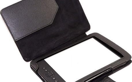 Pouzdro pro čtečku e-knih C-Tech pro Pocket Book 622/623/624/626 černé (PBC-01BK)