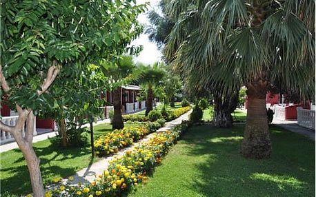 Turecko - Side na 11 dní, all inclusive s dopravou letecky z Brna