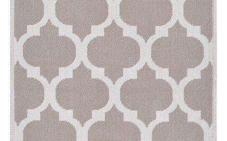 Odolný koberec Vitaus Madalyon Bej, 120x180cm