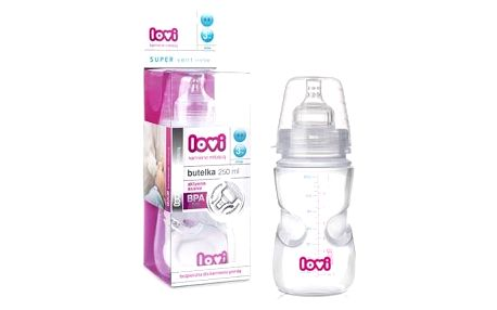 LOVI Active 250ml 0% BPA