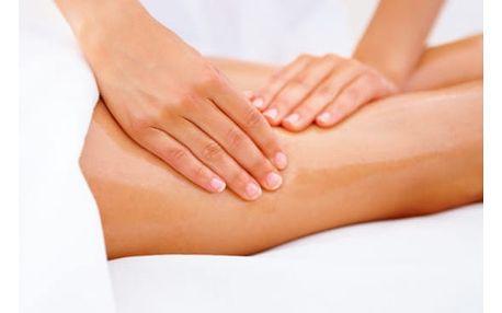 2hod. redukční balíček: ruční lymfatická masáž a zábal
