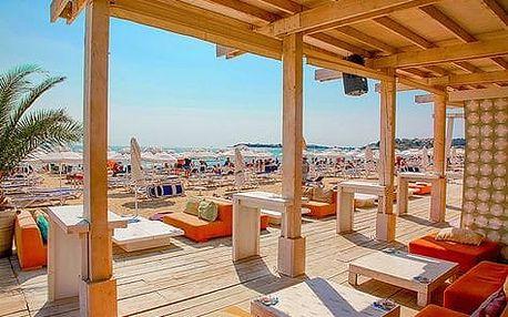 Bulharsko, Slunečné pobřeží, autobus: Hotel na pláži - Delfin*** se snídaní