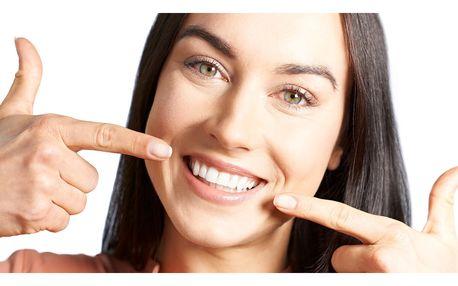 Až 92% sleva na bělení zubů bez peroxidu v Esthetic For You
