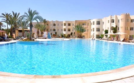 Tunisko - Djerba na 8 až 12 dní, all inclusive s dopravou letecky z Prahy