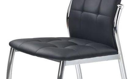 Jídelní židle K209 černá