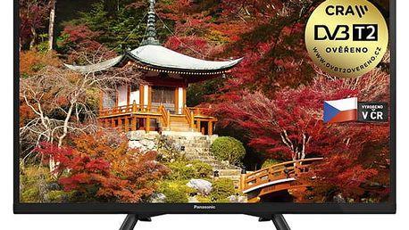 Televize Panasonic TX-32ES403E černá