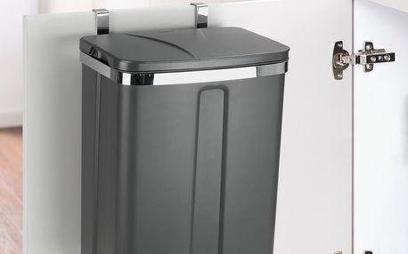 Závěsný odpadkový koš Wenko, 12l