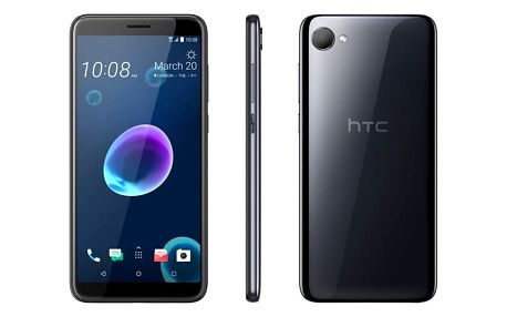 Mobilní telefon HTC Desire 12 Dual SIM (99HAPD004-00) černý Software F-Secure SAFE, 3 zařízení / 6 měsíců v hodnotě 979 Kč + DOPRAVA ZDARMA
