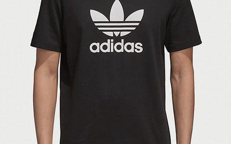 Tričko adidas Originals Trefoil T-Shirt Černá