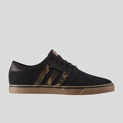 Boty adidas Originals SEELEY Černá