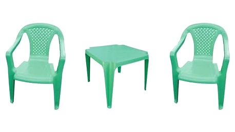 IPAE dětský - plast/zelený