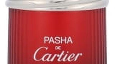 Cartier Pasha De Cartier Edition Noire Sport 100 ml toaletní voda pro muže