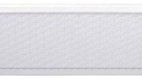 Prosperplast Ratolla P 49,2 x 17,2 x 17,4 cm (DRL500P-S449) bílý