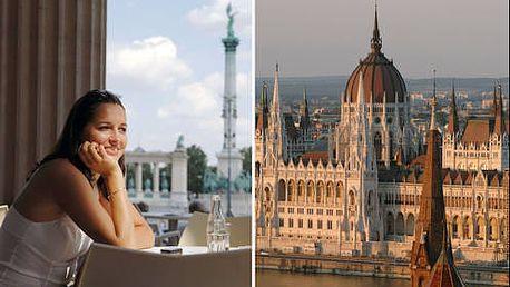 Pobyt ve stylovém 4* hotelu v centru Budapešti