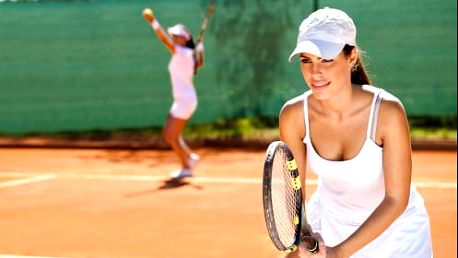 Poďte si zahrať tenis. Prenájom kurtu za kúpaliskom Matador alebo tréning s profesionálnym trénerom