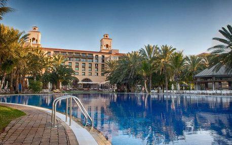 Kanárské ostrovy - Gran Canaria na 11 dní, polopenze nebo snídaně s dopravou letecky z Prahy