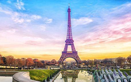 3–4denní pobyt pro 2 se snídaněmi v hotelu Ibis v Paříži